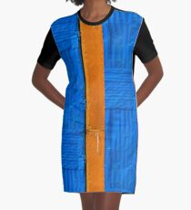 Tagged Graphic T-Shirt Dress