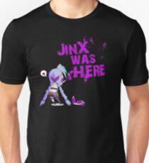 Jinx was here ! Unisex T-Shirt