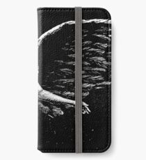 Angel in Ink iPhone Wallet/Case/Skin