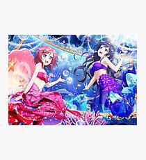 Love Live! School Idol Project - Mermaid Photographic Print