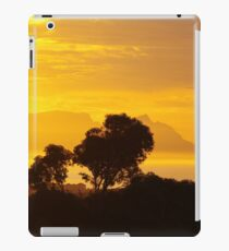 Last Sunset before Elections iPad Case/Skin