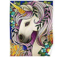 Magical Unicorn Poster