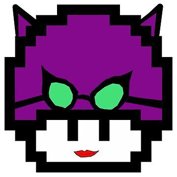 CatwomanMushroom by Harleythemk