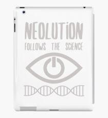 NEOLUTION follows the science iPad Case/Skin
