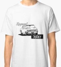70RKY Kingswood - BLACK Classic T-Shirt