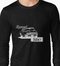 70RKY Kingswood - WHITE Long Sleeve T-Shirt