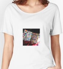Unlimited Books Library Design Women's Relaxed Fit T-Shirt