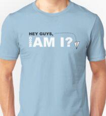 Hey Guys, Who Am I? -- Supernatural Gag Reel T-Shirt