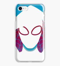 Minimalist Spider-Gwen iPhone Case/Skin