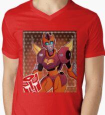 TFA Rodimus Men's V-Neck T-Shirt