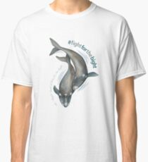 Southern Right Whales Classic T-Shirt