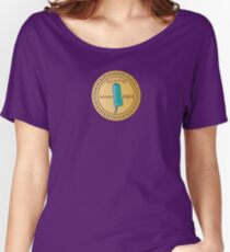 In H.E.L.P.eR. We Trust Venture Bros. Women's Relaxed Fit T-Shirt
