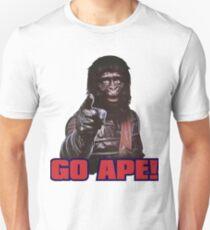 Planet of apes - GO APE T-Shirt