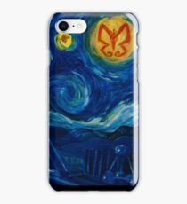 Venture Bros. Starry Night iPhone Case/Skin