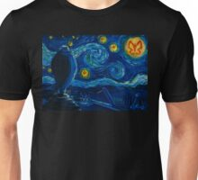 Venture Bros. Starry Night Unisex T-Shirt