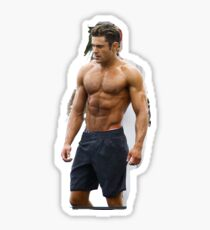 Zac Efron is a God. Sticker