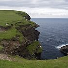 Eshaness Cliffs by WatscapePhoto