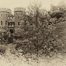 Windsor Castle - Sepia by photograham