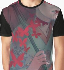 Madama Butterfly Graphic T-Shirt
