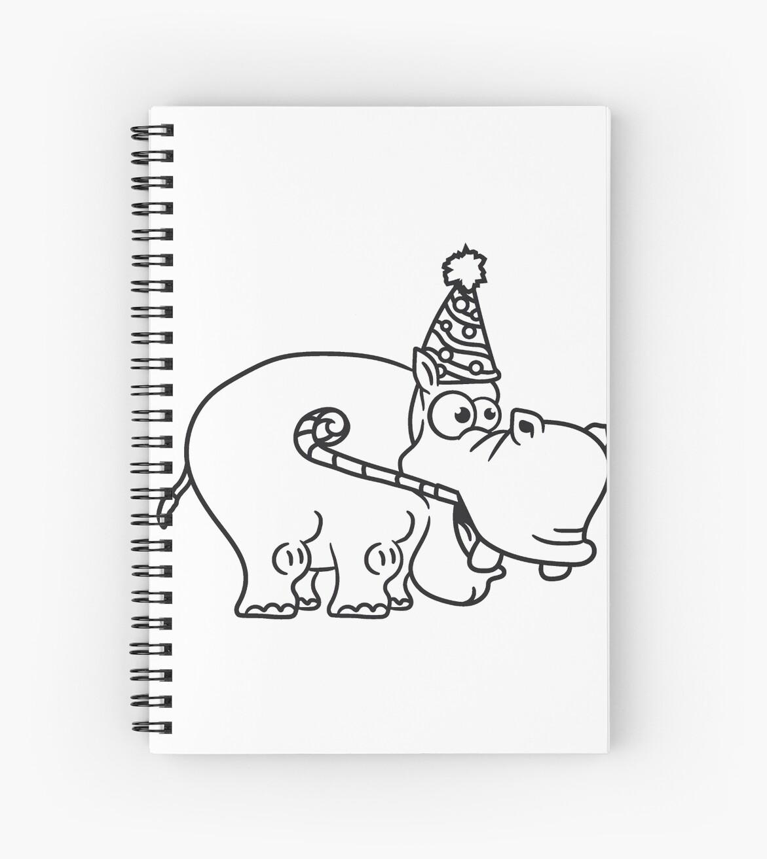 Geburtstag Feiern Party Hut Happy Birthday Lachen Lustig Comic