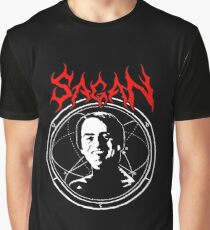 sagan Graphic T-Shirt