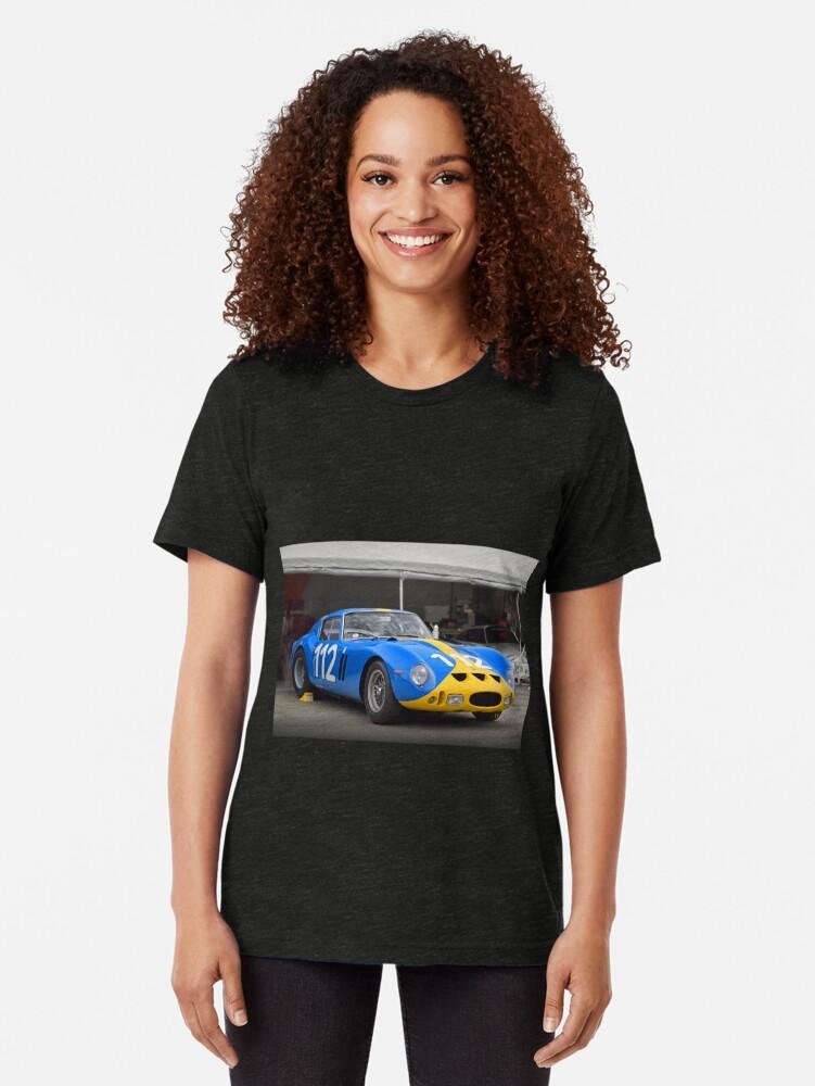 Alternate view of 250 GTO Tri-blend T-Shirt