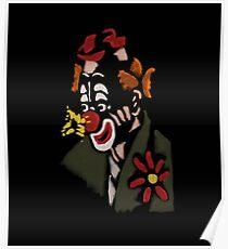 Jacques Renault's Velvet Clown Poster