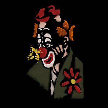 Jacques Renault's Velvet Clown by ImSecretlyGeeky