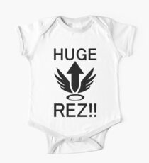 HUGE REZ!! One Piece - Short Sleeve