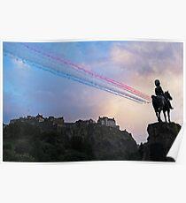 Images of Edinburgh Poster
