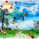 The Land of Stories & Nursery Rhymes by Rhonda Strickland