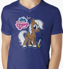 My Little Epona Men's V-Neck T-Shirt