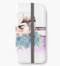 The Black Paladin iPhone Wallet/Case/Skin