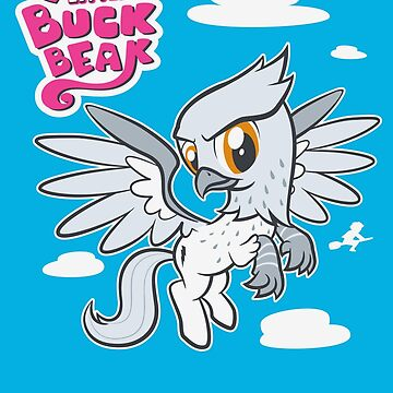 My Little Buckbeak by Italiux