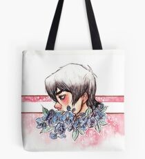 The Red Paladin Tote Bag