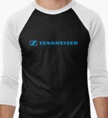 Sennheiser Men's Baseball ¾ T-Shirt