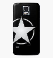Race Star - white Case/Skin for Samsung Galaxy