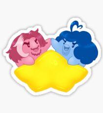 Kirby Arin and Dan Sticker