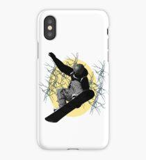 Ice skate iPhone Case/Skin