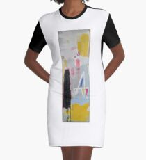 Abstract 23 Graphic T-Shirt Dress