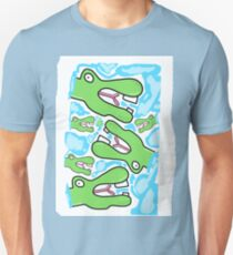 Crocodile dude T-Shirt