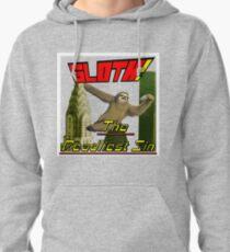 Sloth The Deadliest Sin 01 Pullover Hoodie