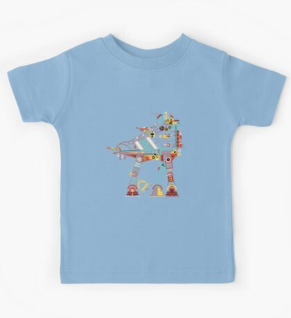 Robot Walker Kids Clothes