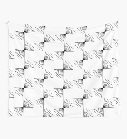 Helmholtz's angle expansion Wall Tapestry