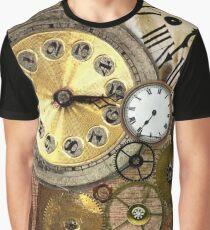 Steam Punk Graphic T-Shirt