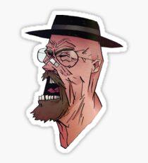[Walter White - Heisenberg] Sticker Sticker