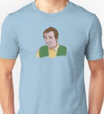 Alan Partridge Digital Drawing  T-Shirt