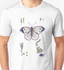 cabbage butterfly Unisex T-Shirt