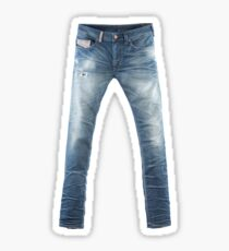 jeans Sticker