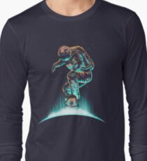 Space Grind Long Sleeve T-Shirt